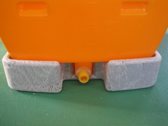 PE(ポリエチレン)タンクの溶接修理