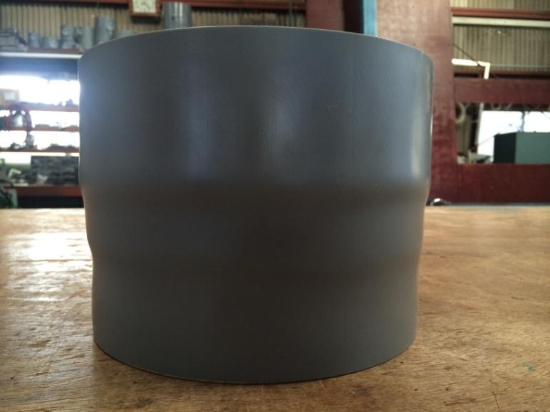 塩ビ配管の際の特殊な継手