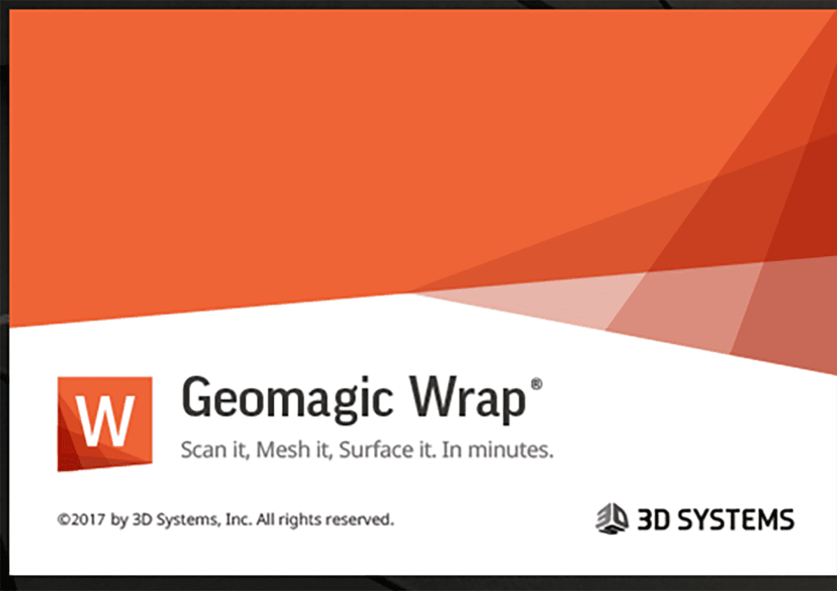 (画像6)3Dシステムズ社製ソフトウェアGomagic Wrap