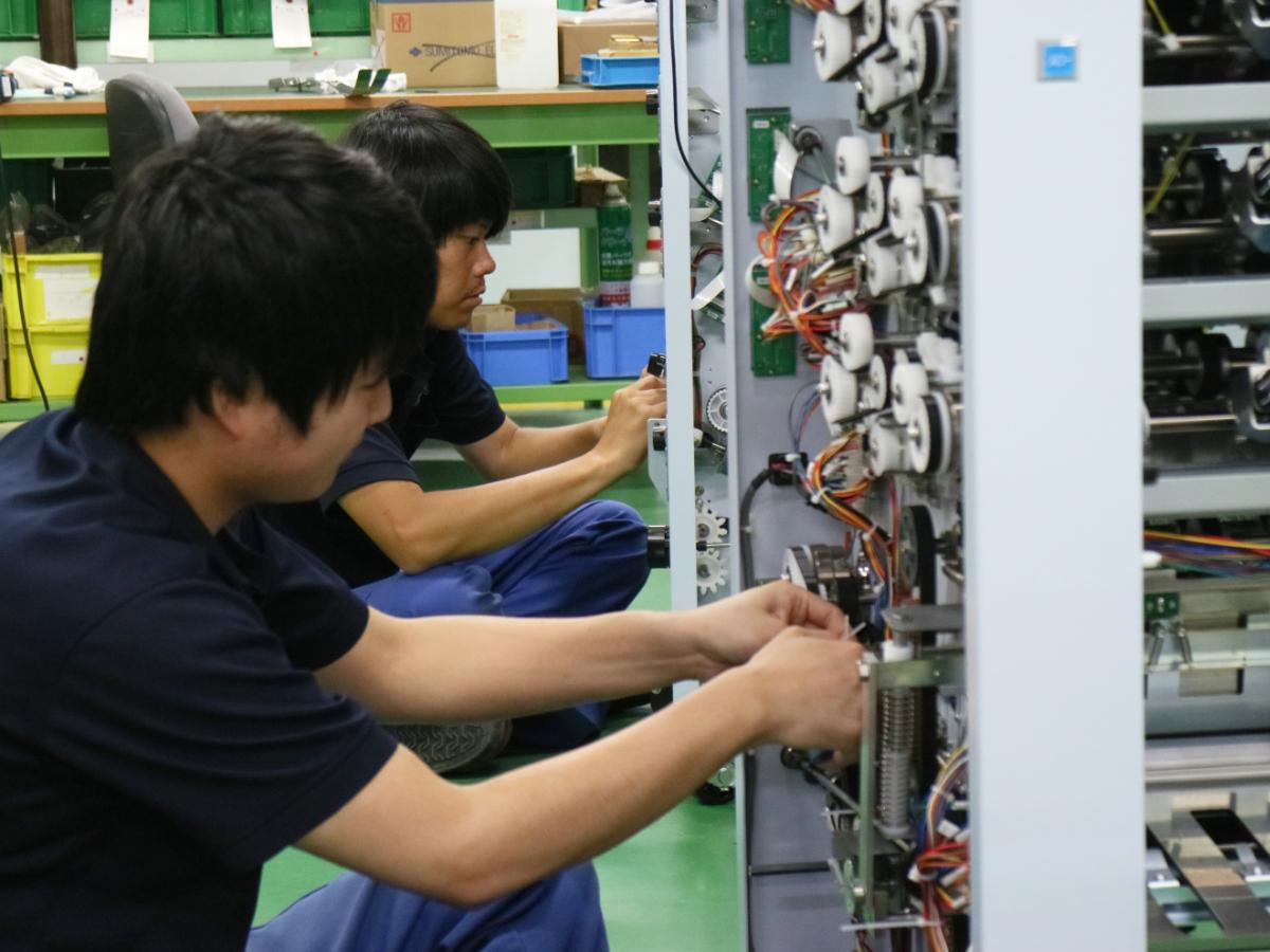株式会社丸山機械製作所のイメージ